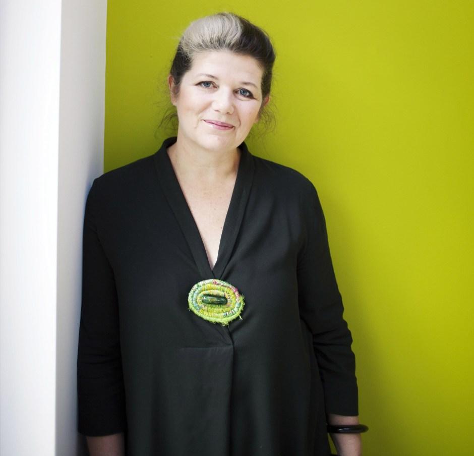 Marianne Shillingford Creative Director of Dulux and Design Director of the Dulux Design Service