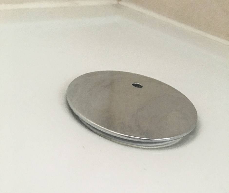 buildmumahouse shower trap plughole