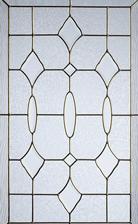 brass art clarity glass