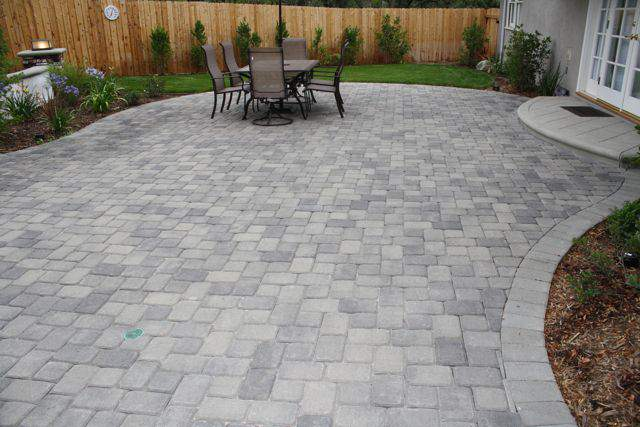How to FixSinking Interlocked Pavers in your Driveway ... on Home Depot Patio Ideas id=60015