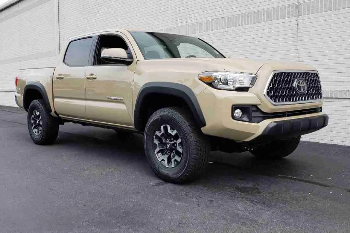 Toyota Build And Price >> 2019 Toyota Tacoma Trd Off Road Build Price Review Car Talk