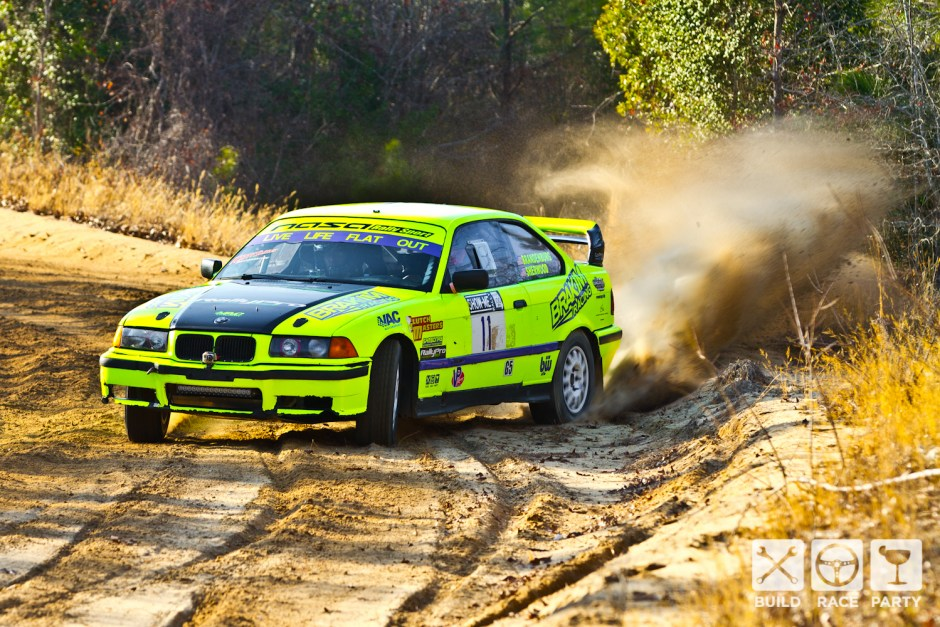 Brakim Racing's E36 BMW M3