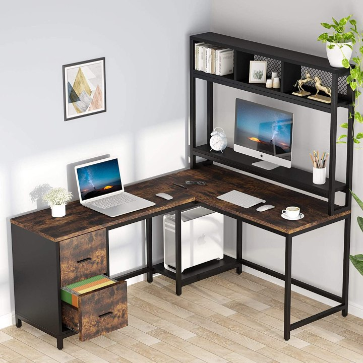 Tribesigns Corner Desk