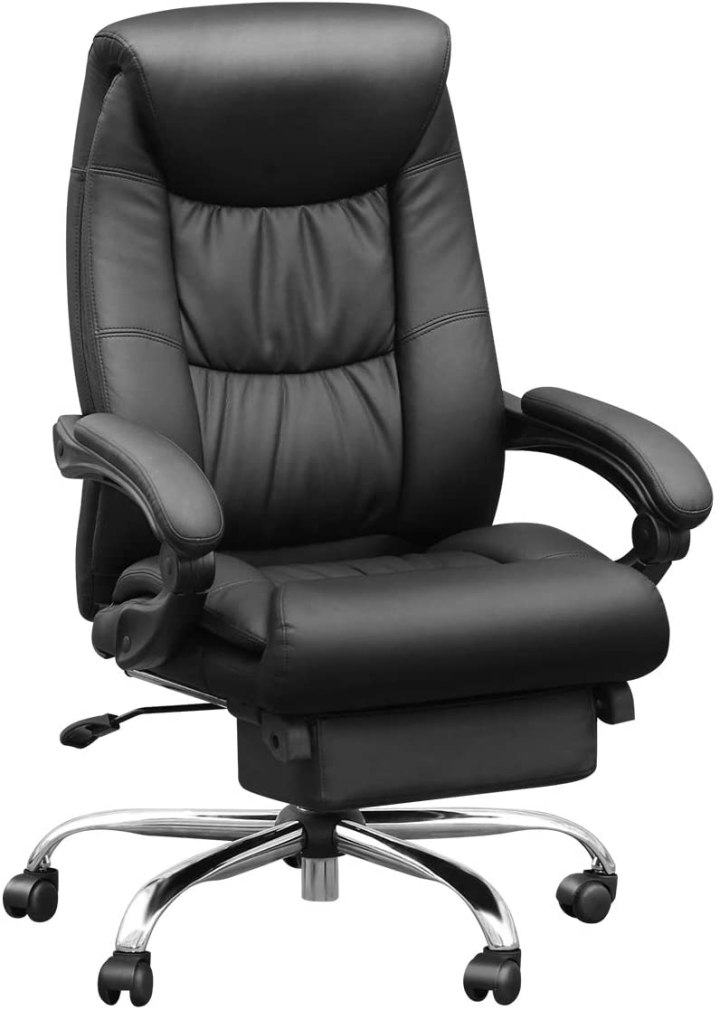 High Back Executive Chair by Duramont