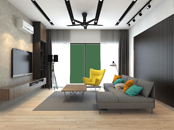 Simplicity interior design