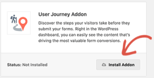 User Journey Addon