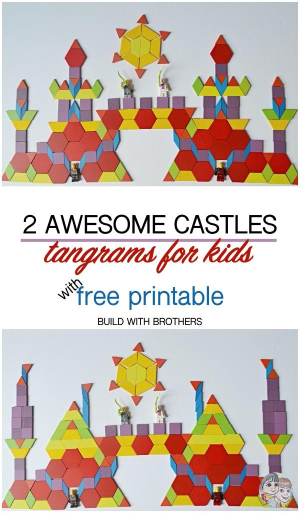 diy-castle-puzzle-tangrams-for-CHILDREN-pattern-blocks-kids-activity