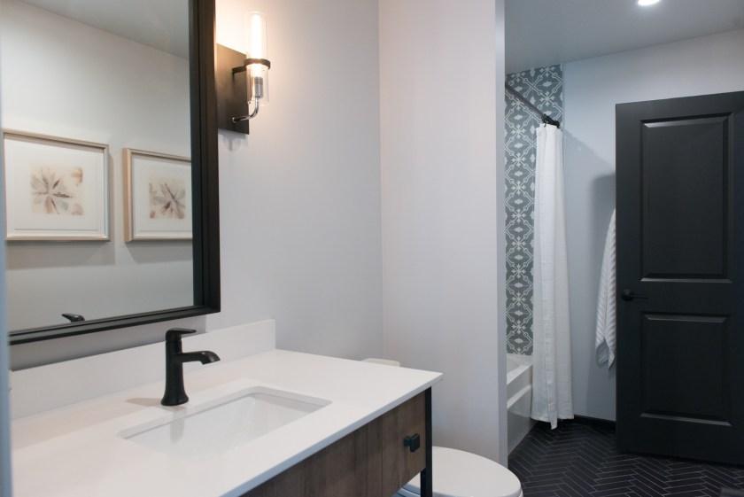 Main Bathroom - 3rd St New Build
