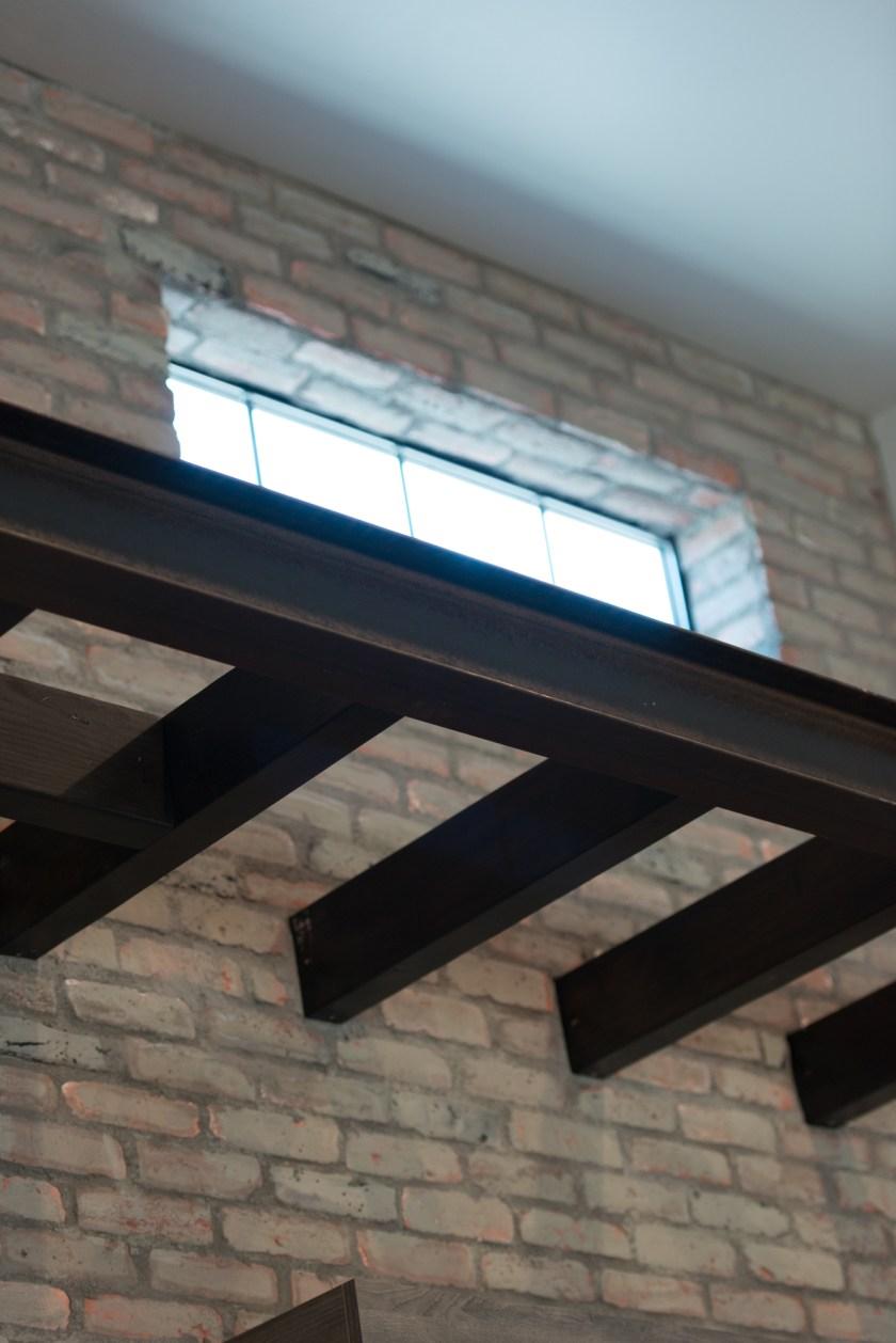 Kitchen Steel Beam - 3rd St New Build