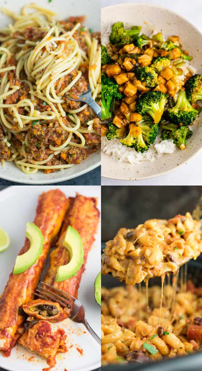 25 Best Vegetarian Recipes Build Your Bite