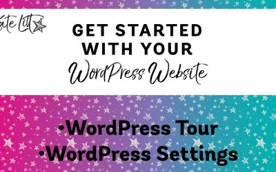 Setting Up Your Website Part 3: What is WordPress and What Settings Do I Need to Change?