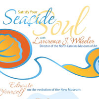 Seaside Soul Museum Invitation