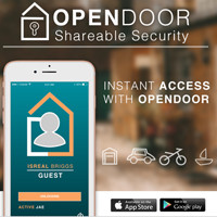 OPEN DOOR – Mock Security App
