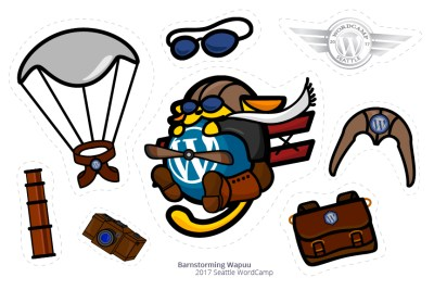 Proposed Barnstorming Sticker Sheet