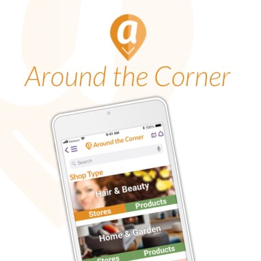 Around the Corner – Small Biz App
