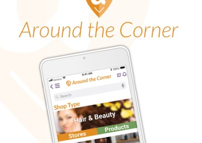 Around the Corner – Small Biz App