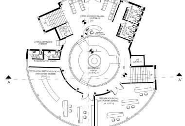 Art Gallery plans