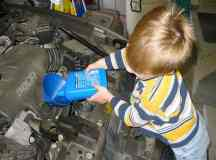 5 Ways Kids Can Help with Car Maintenance