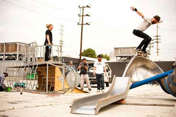 built-shred-sliderail