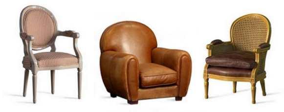 Morosof Kid's Chairs