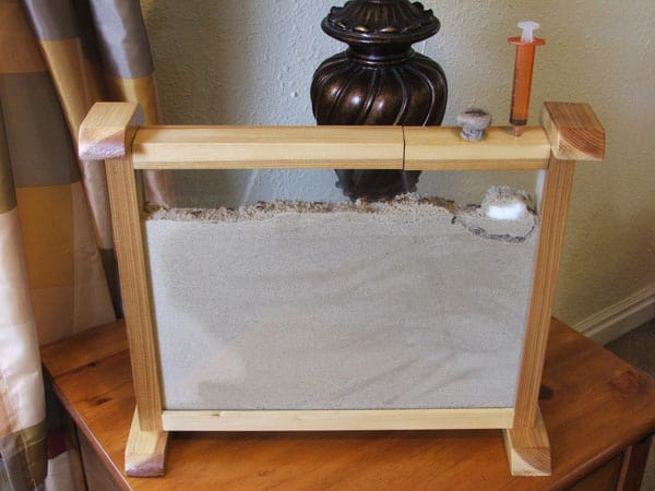 home-made-antfarm-woodworking