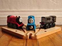 Thomas the Train Storage Bins