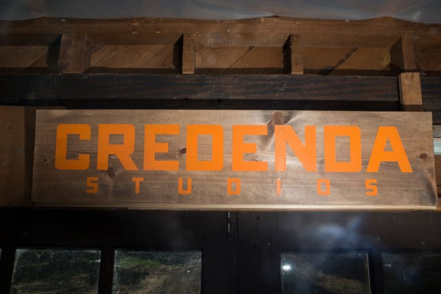 Credenda sign