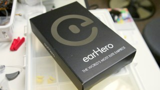 EarHero product packaging