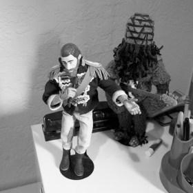 Treefort stop motion figurines