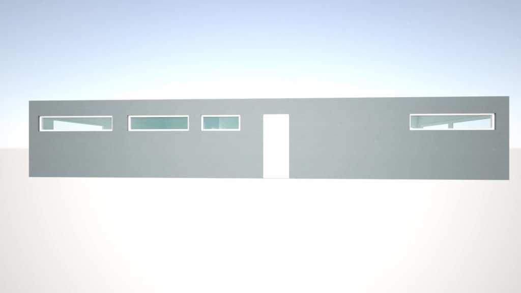 Built Prefab Modular Homes Dakota Exterior Rendering