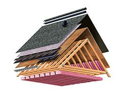 general contracting services, roofing, built strong exteriors,