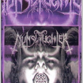 Nunslaughter ‎– Radio Damnation live tape