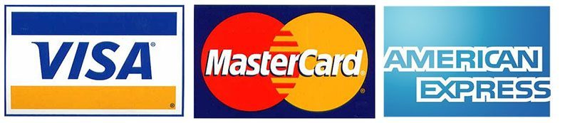 Visa Master Amex