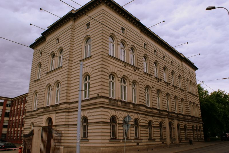 Pałac Roberta Biedermanna przy ul. Kilińskiego
