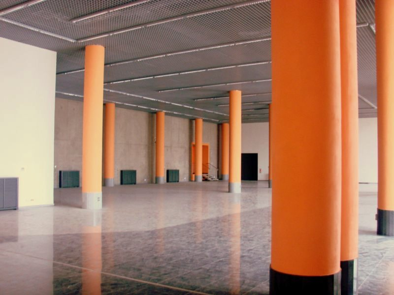 Wyremontowane korytarze EC1