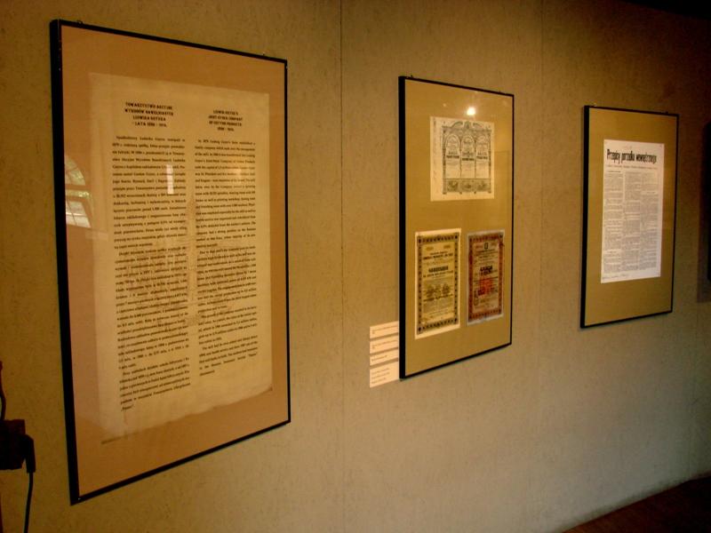 Ekspozycje w Białej Fabryce - Centralne Muzeum Włókiennictwa