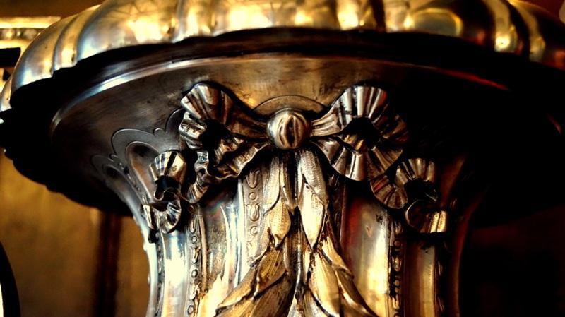 Willa Edwarda Herbsta - Dekoracje oraz wystrój sali balowej
