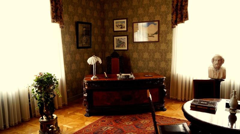 Willa Edwarda Herbsta - wybrane pomieszczenia