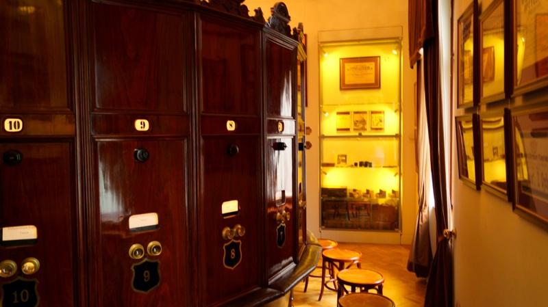 Fotoplastykon w Muzeum Kinematografii