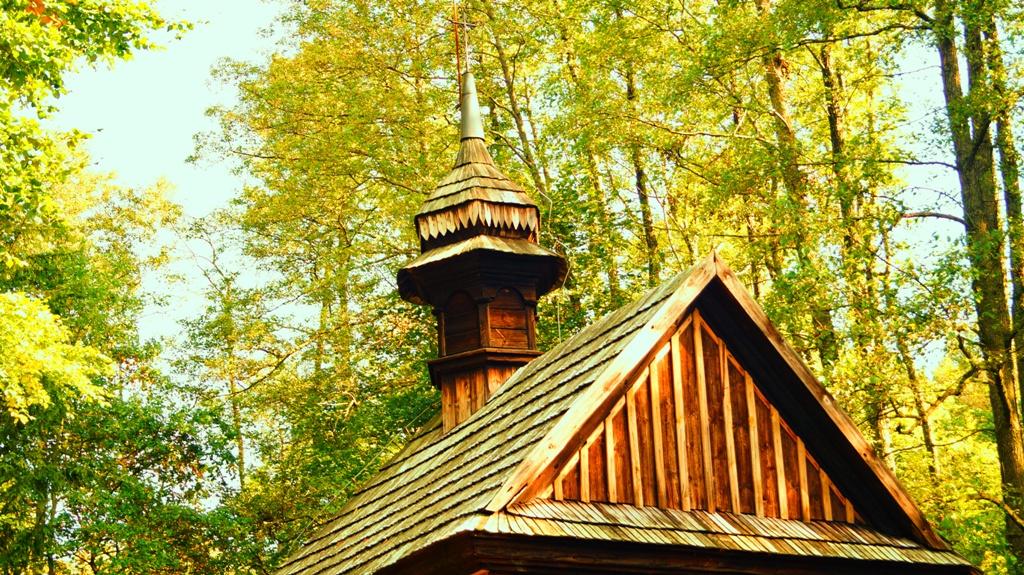 las łagiewnicki w Łodzi - zabytkowe kapliczki