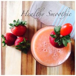 A nuestra salud: Delicioso y Saludable Smoothie
