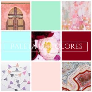 Decoración: Crea tu propia Paleta de Colores