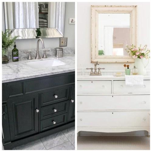 renovar el baño de forma facil y economica