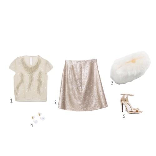 outfits para las fiestas navideñas