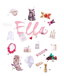 Shopping Guide: Lista de regalos para ella