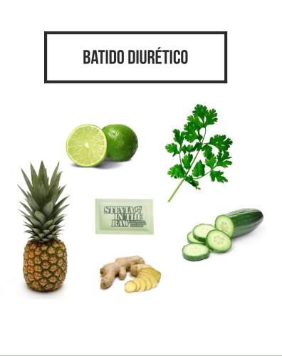 recetas de batidos verdes