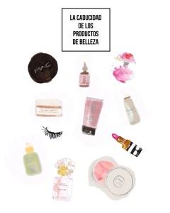 Beauty day: La caducidad de los productos de belleza