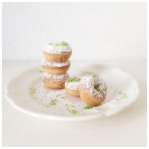 Para Celebrar: Mini Rosquillas