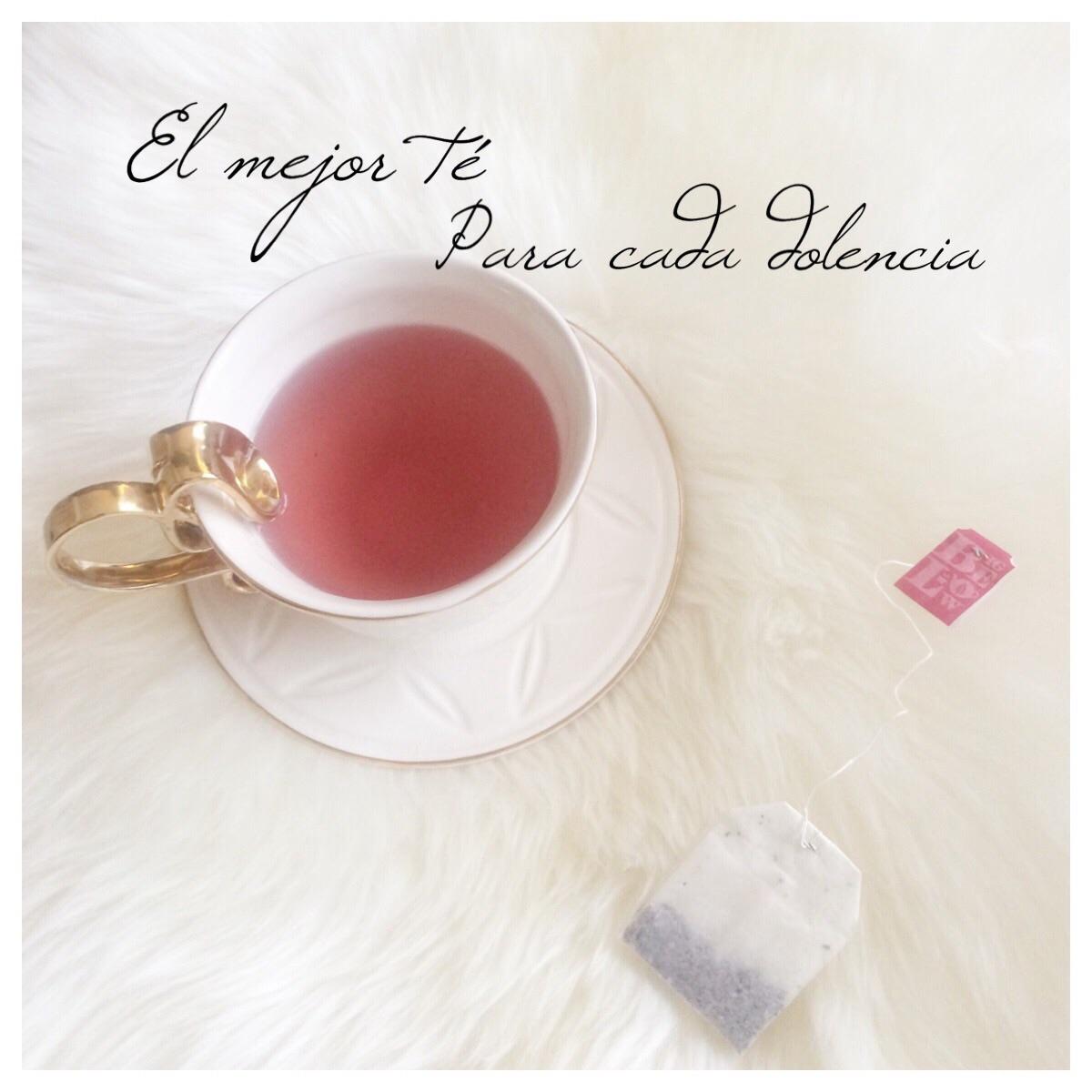 El mejor té para cada dolencia