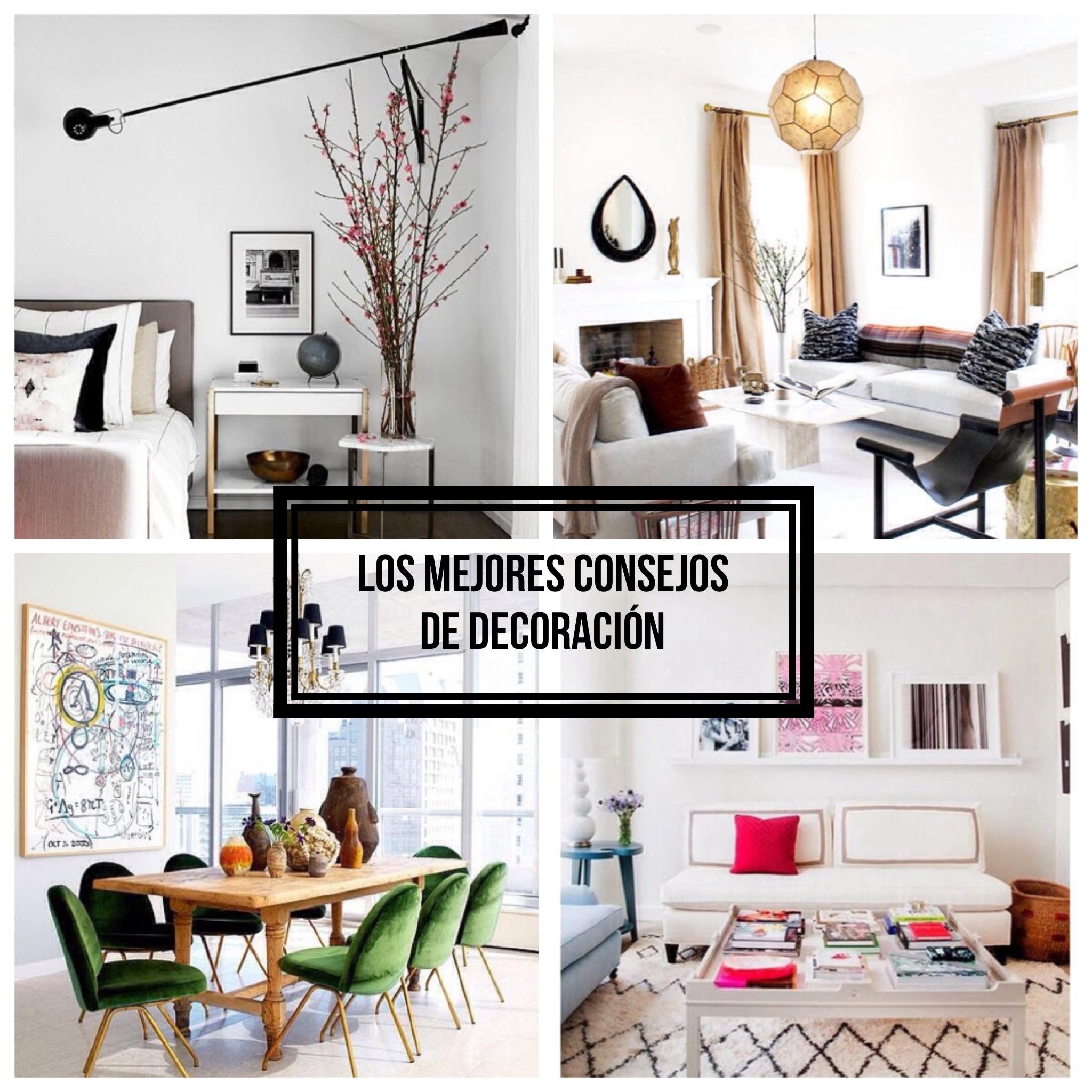 Los mejores consejos de decoraci n - Consejos decoracion ...